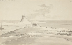 Lindisfarne, Old Fort